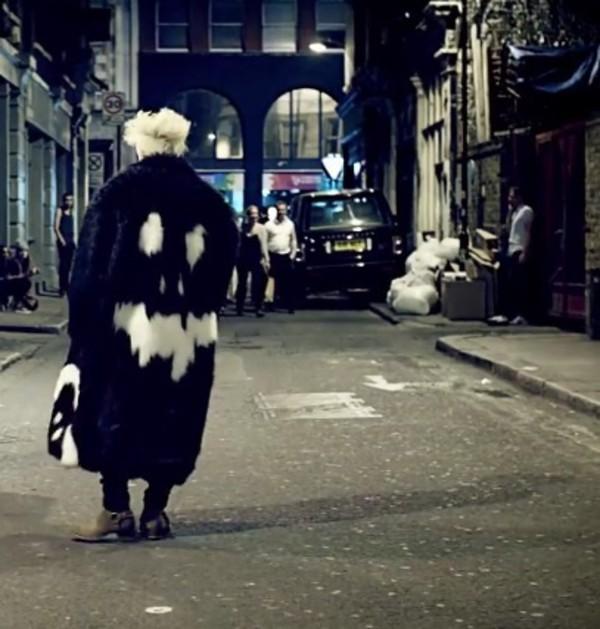 kpop gdragon furry coat kawaii skull halloween coat jacket gdragon gdragon bigbang kpop gdragon