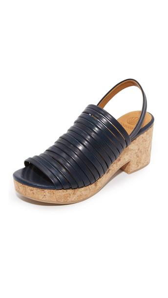 Coclico Shoes Mosh Sandals - Natural Blue