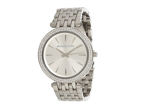 Michael Kors Collection MK3190 - Parker Silver - Zappos.com Free Shipping BOTH Ways
