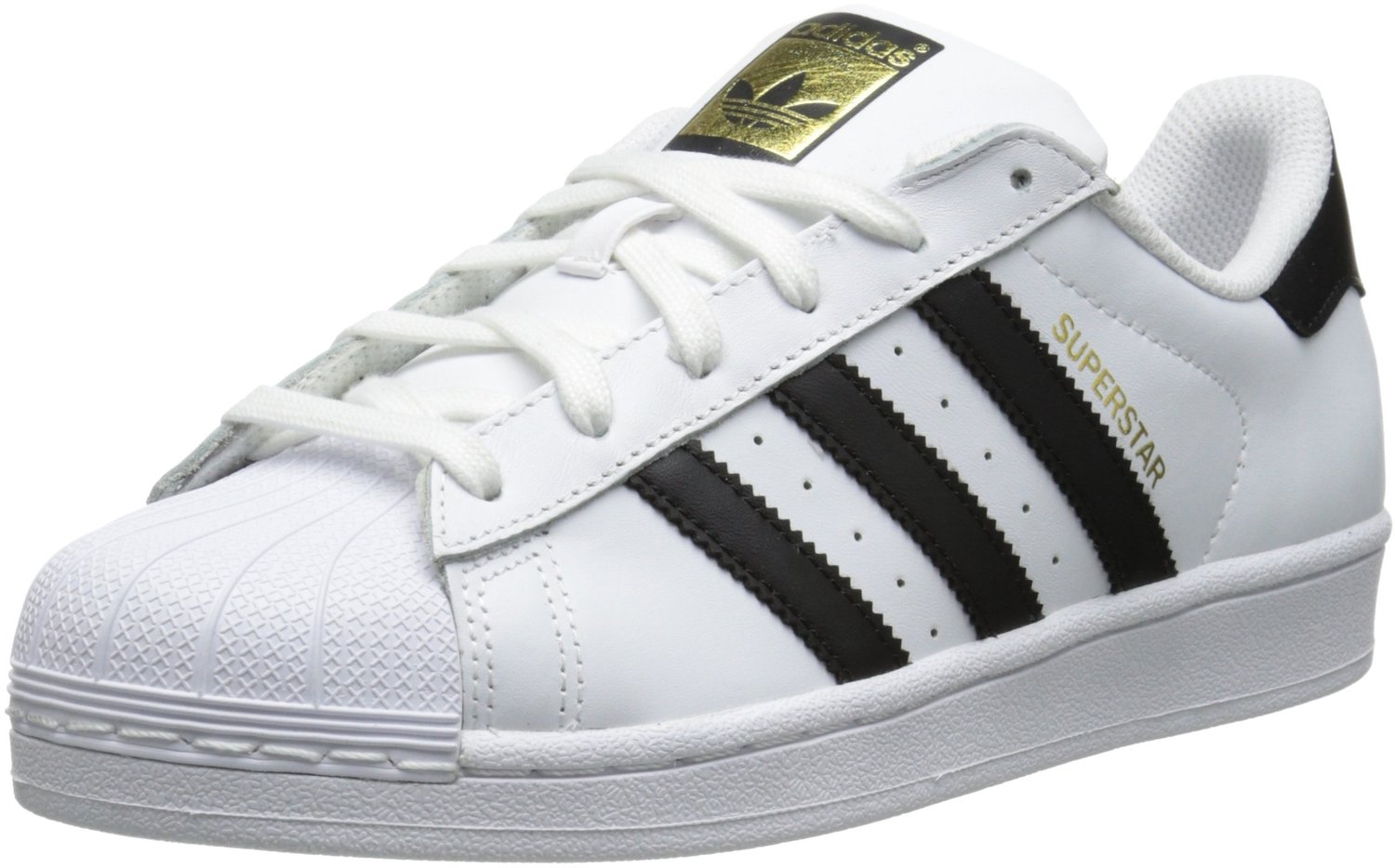Amazon.com: adidas Originals Women's Superstar W Fashion ...