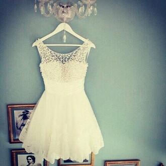 dress white dress prom dress spring dress cute dress
