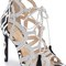 Jessica simpson 'racine' lace-up cage sandal (women) | nordstrom