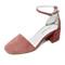 Jeffrey campbell parisa heels - dark pink