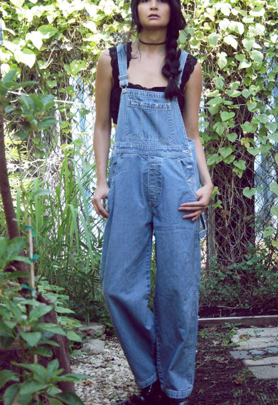 Women's denim overall pants – Global fashion jeans collection