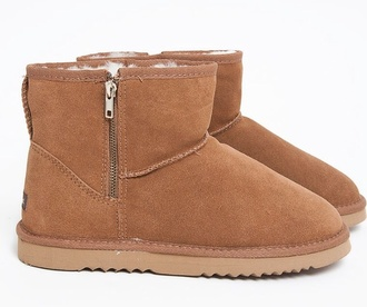 shoes girly cute ugg boots fake musthave