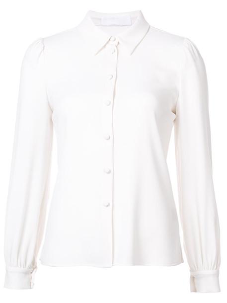 CO shirt women white top
