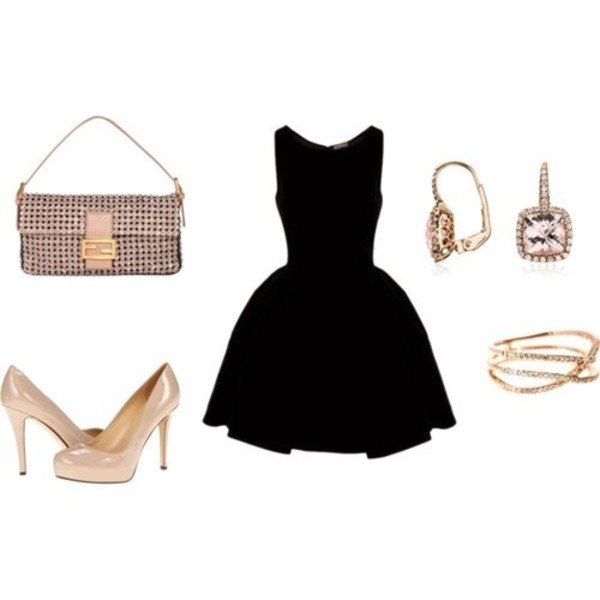 little black dress vintage