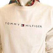 sweater,crewneck,tommy hilfiger