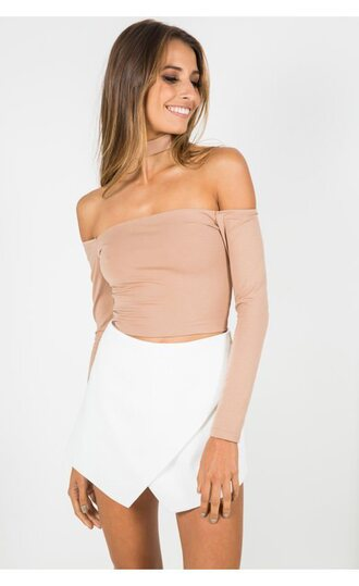 top summer top contest white fox boutique nude top