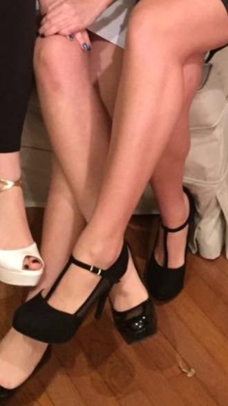 shoes black heels high heels black heels heels with belt