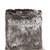 Medicine large mink-fur shoulder bag