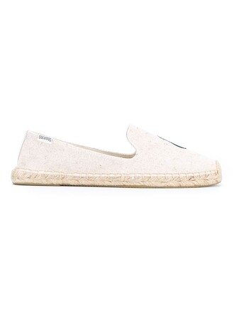 espadrilles nude shoes