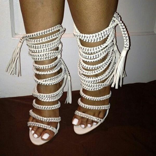 shoes monika chiang imena sandal gladiators