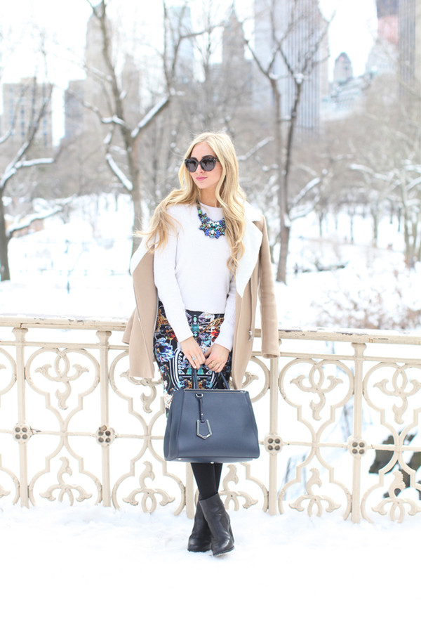 angel food sweater skirt coat jewels shoes bag sunglasses