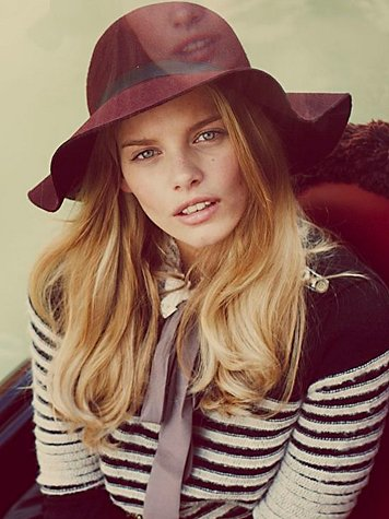 Hat Attack Jenoah Floppy Brim Hat at Free People Clothing Boutique