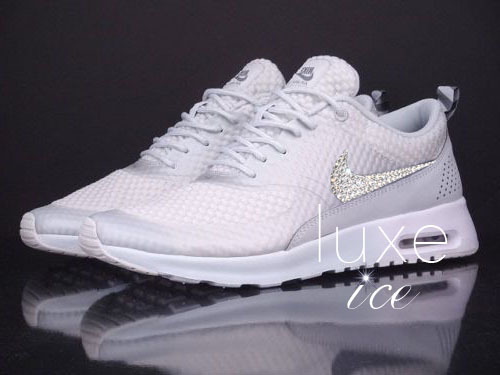 Nike Shoes With Swarovski Crystals