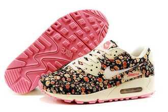Nike Air Max Floral Print