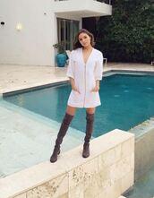 shoes,boots,ankle boots,olivia culpo,instagram,mini dress