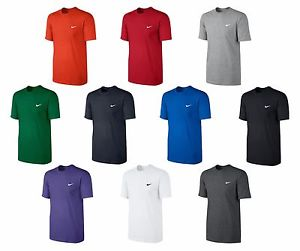 2e365fb21 Nike Men's Embroidered Swoosh Athletic cut T-Shirt 707350