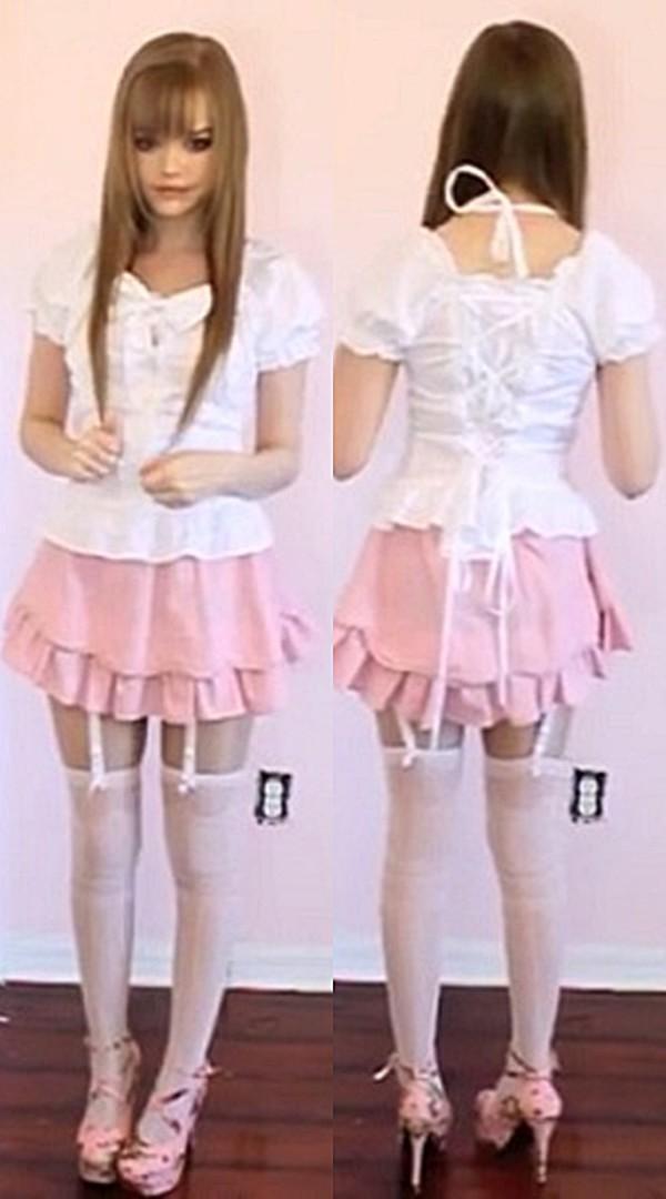 Blouse Dakota Rose Kotakoti Kawaii Kawaii Outfit
