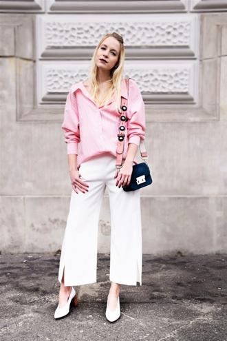 le fashion image blogger pants