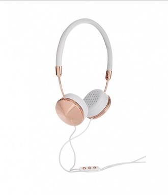 earphones metallic holiday gift