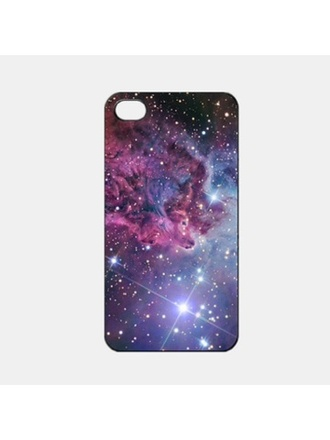 jewels galaxy print iphone case nebula