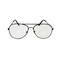 Aviator clear lens spec glasses