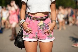 floral shorts hawaiian print hawaiian shorts high waisted shorts style summer shorts hot pants jeans