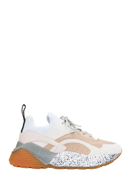 Stella McCartney sneakers lace multicolor shoes
