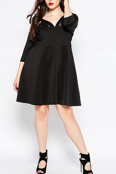 Dress, $46 at maykool.com - Wheretoget