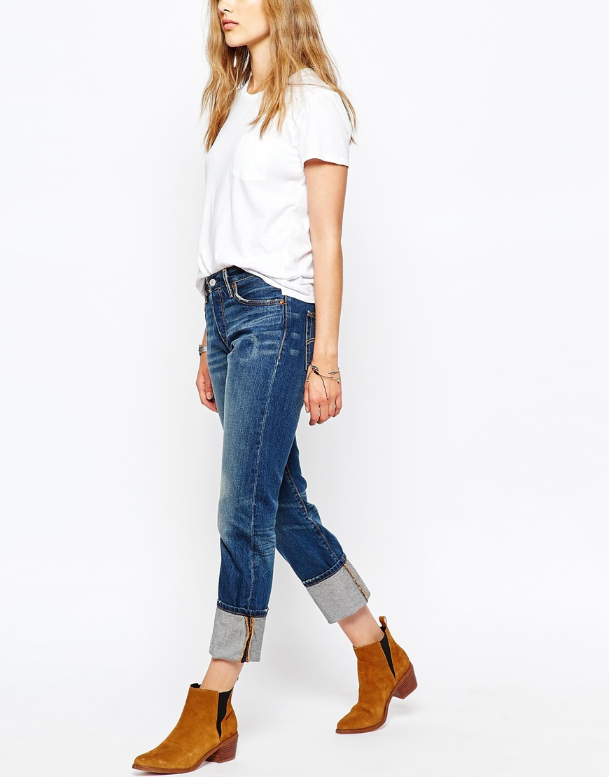 great look pretty nice new products Levi's 501 Classic Vintage Wash Jeans at asos.com