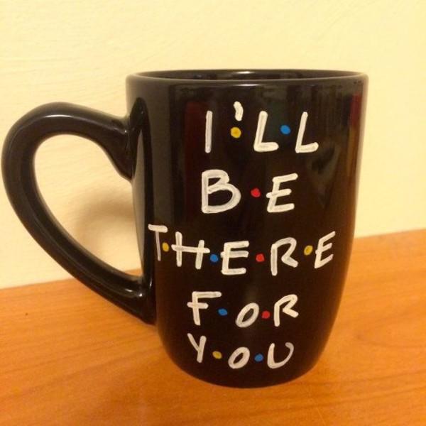 home accessory coffee coffeee mug mug friends