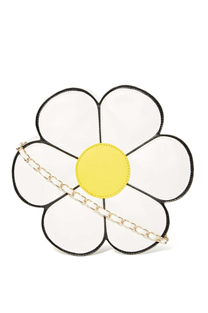 Crazy Daisy Handbag at Nasty Gal