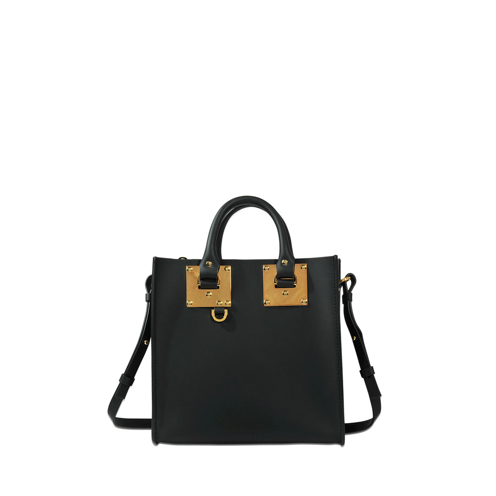 Sophie Hulme Square Albion tote
