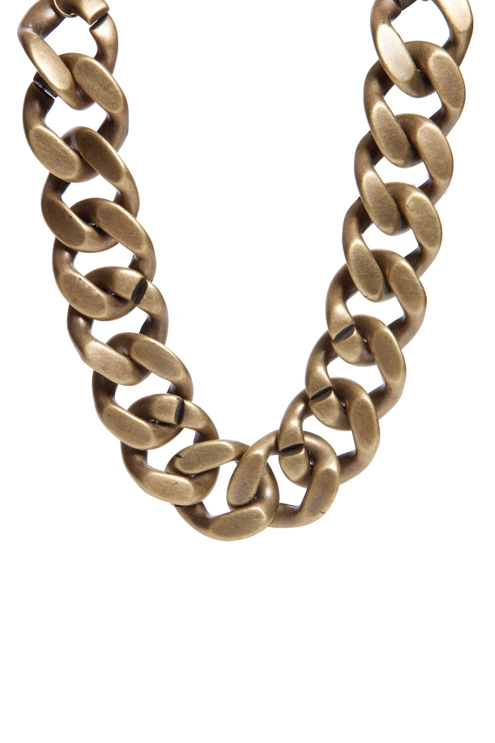 Heavy Gold Chain Necklace Ria Heavy Chain Necklace Icon