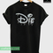 Die disney t-shirt