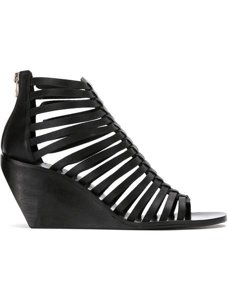 women sandals leather sandals leather black shoes