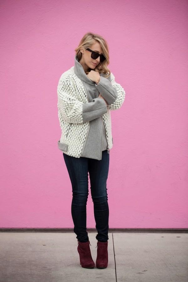 mint the blog jacket jeans shoes