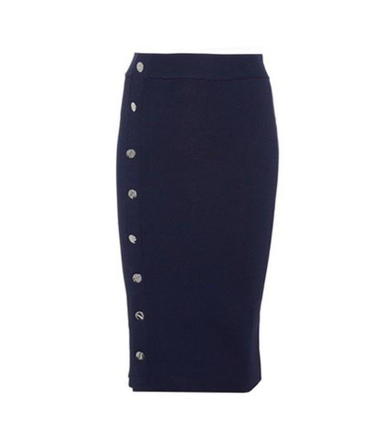 Altuzarra skirt blue