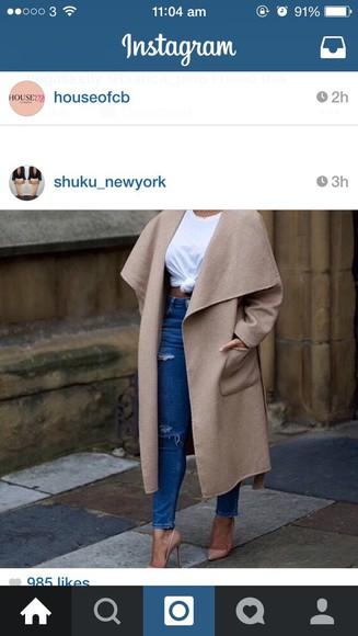 winter outfits camel coat coat