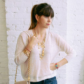 jewels,layering necklace