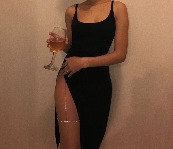 dress dress slit slit dress bodycon bodycon dress little black dress black black dress party dress sexy party dresses sexy sexy dress party outfits sexy outfit summer dress summer outfits spring dress spring outfits fall dress fall outfits winter dress winter outfits classy dress elegant dress cocktail dress cute dress girly dress date outfit birthday dress clubwear club dress graduation graduation dress homecoming homecoming dress wedding guest wedding clothes engagement party dress prom prom dress short prom dress black prom dress formal formal dress formal event outfit romantic dress romantic summer dress summer holdiays summer holidays holiday dress holiday season christmas dress high high heels strappy heels jewels gold jewelry gold body chain body chain necklace thigh chain jewerly beach thigh split dress midi dress