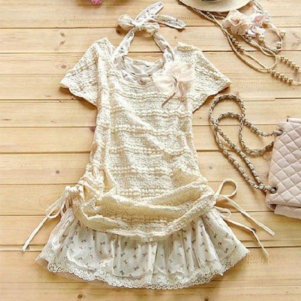 dress prom dress hipster hippie grunge gold coachella cute bows sleeveless print