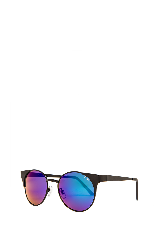 Quay Asha Sunglasses in Black from REVOLVEclothing.com