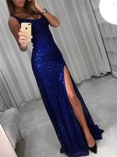 dress,sparlkly,blue