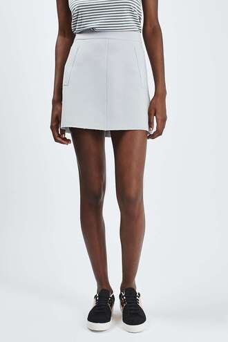 skirt mini skirt topshop clothes