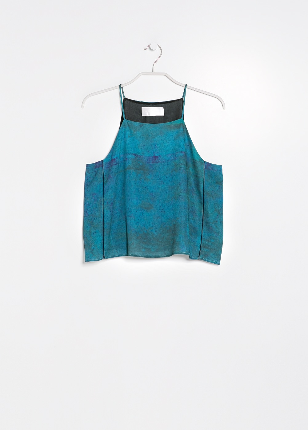 PREMIUM - Aquarel cropped top -  							  							Dames - 							MANGO