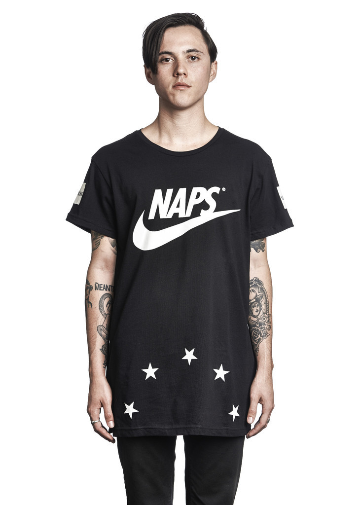 youth machine naps shirt