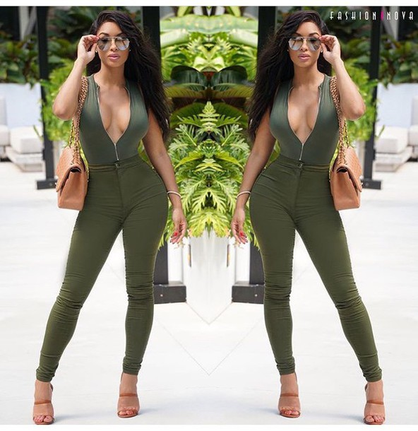 olive green outfit outfit idea summer outfits cute outfits spring outfits  date outfit party outfits clubwear 2338b9dde